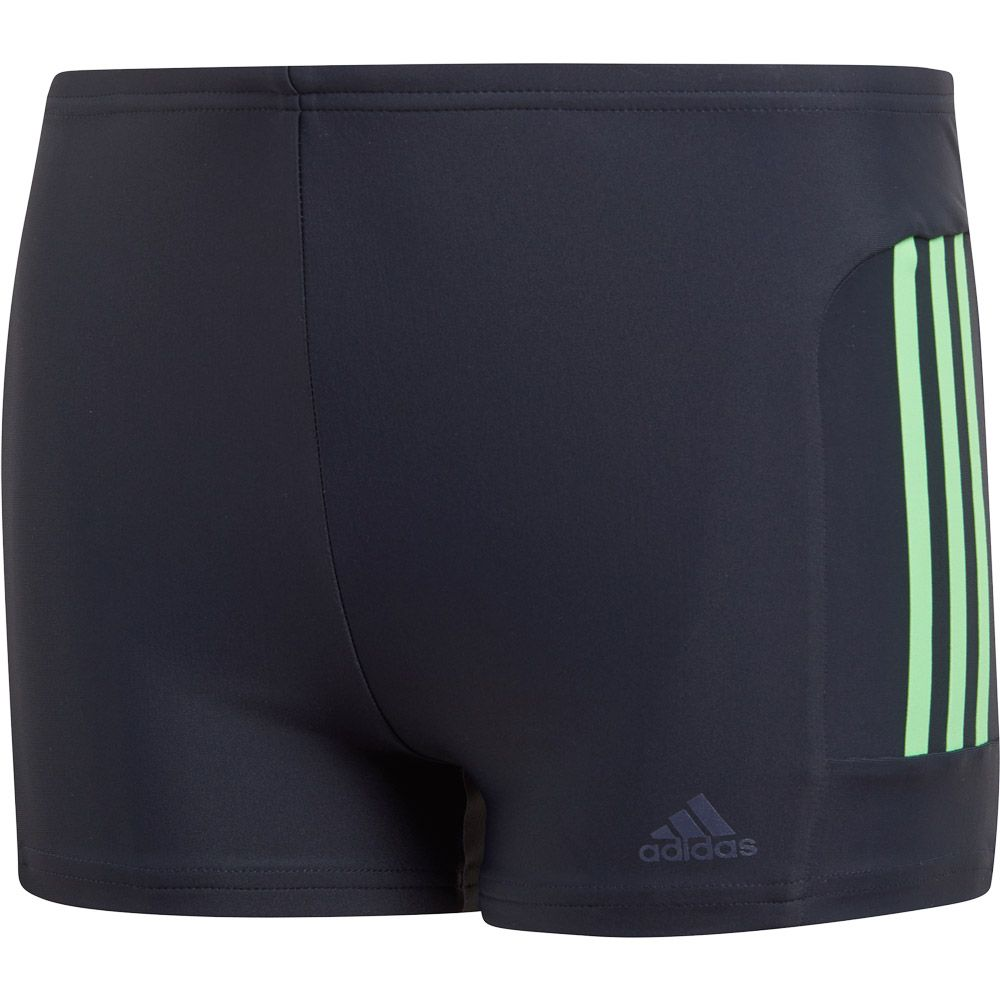 adidas Colorblock Spring Break Boxer Badehose Jungen blau weiß