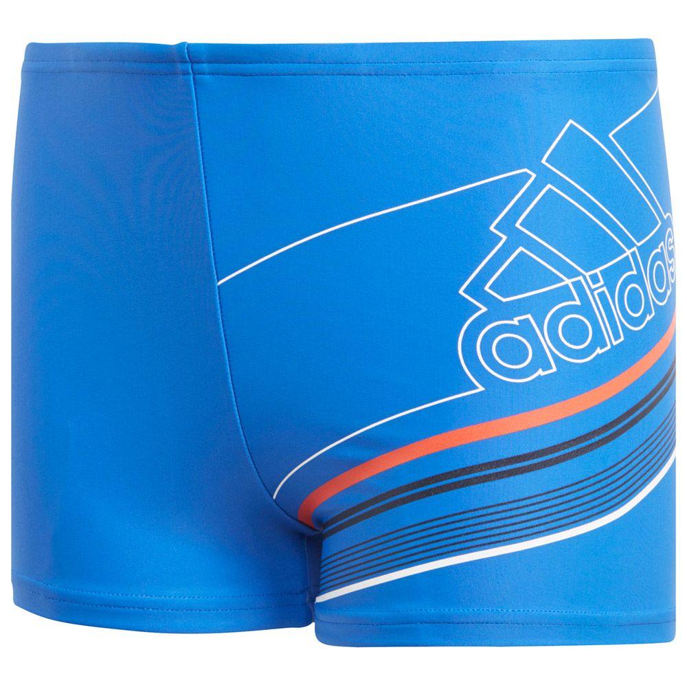 adidas Boxing Short blauweiß
