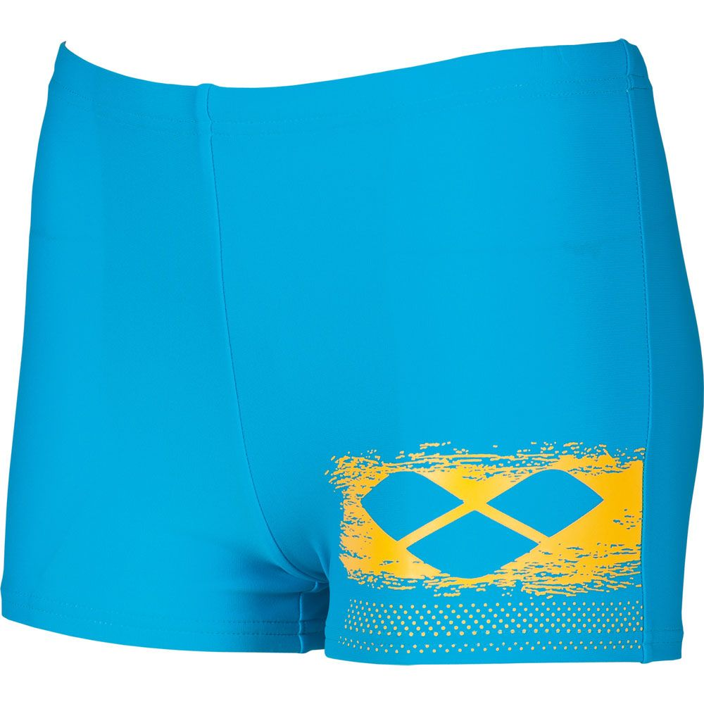 5c8e0d3335737 Arena - Scratchy Swim Trunks Boys turquoise at Sport Bittl Shop