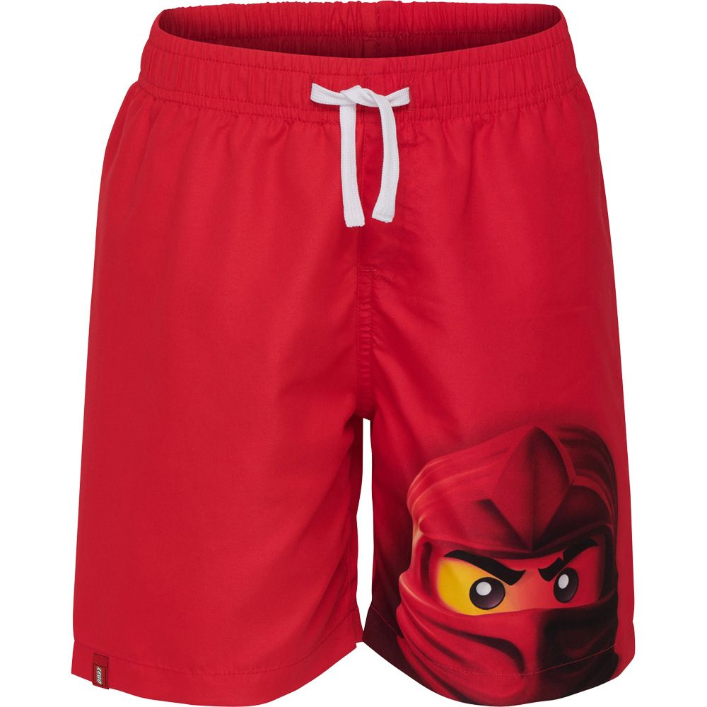 3365ffc0c8 Lego® Wear - CM-50203 Ninjago Swim Shorts Kids red at Sport Bittl Shop