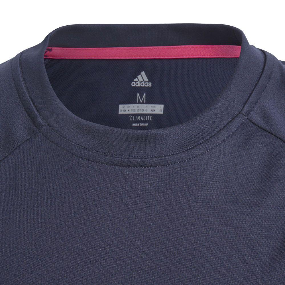 pretty nice b73fc 1540e adidas - Colorblock Club Tennisshirt Jungen legend ink