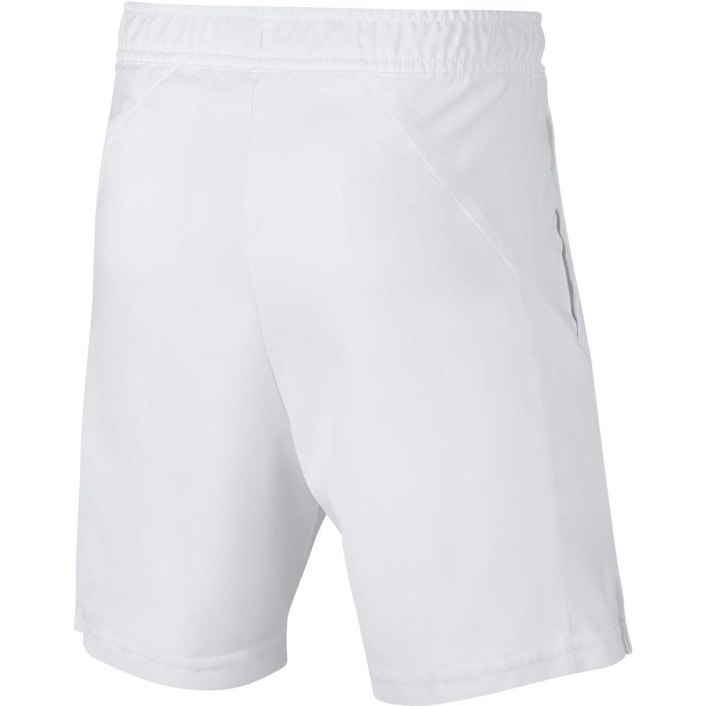 Court Dri-FIT Shorts Jungen weiß schwarz