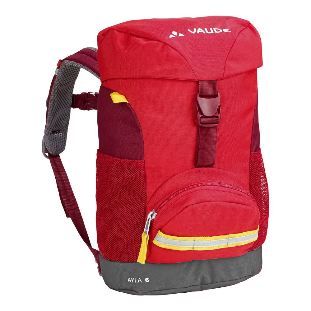 ffa344cdcc6 VAUDE - Ayla 6 Kids Backpack Energetic red at Sport Bittl Shop