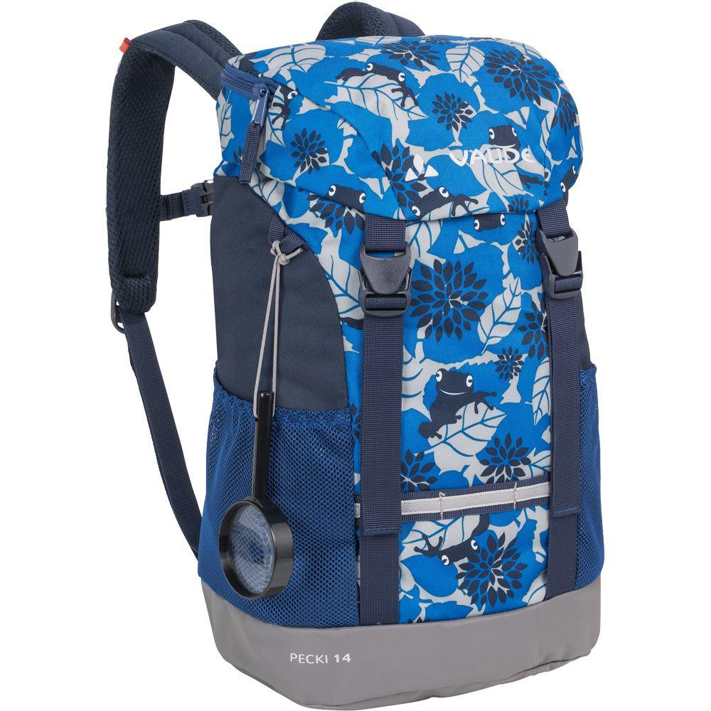 VAUDE - Pecki 14l Backpack Kids radiate blue at Sport Bittl Shop e3eb791a67239