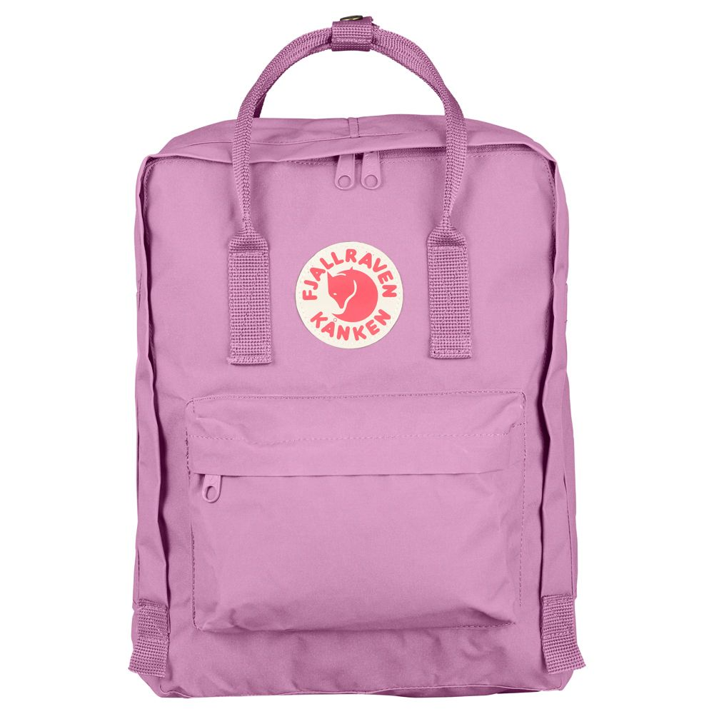 Fjällräven Kånken 16L Peach Pink