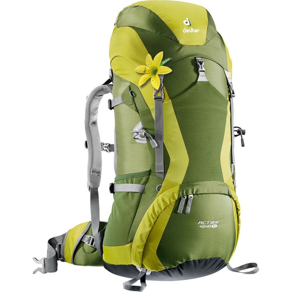 26fd53cafaf Deuter - ACT Lite 45+10 SL pine moss at Sport Bittl Shop