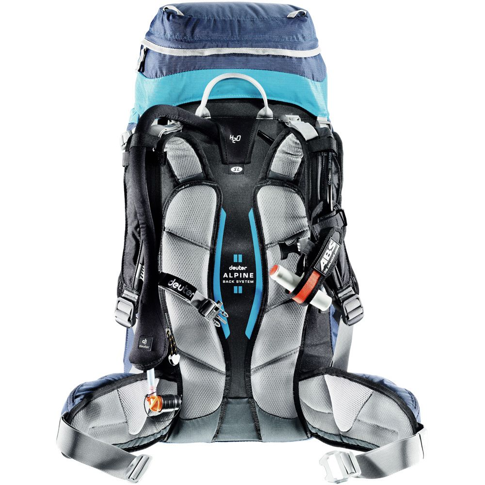 bdae07cc7a47 Deuter - On Top ABS 38+ SL midnight turquoise at Sport Bittl Shop