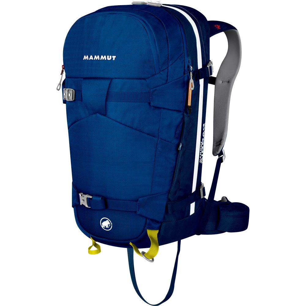100% high quality cheap for sale popular brand Mammut - Ride Removable Airbag 3.0 Avalanche Backpack ultramarine marine