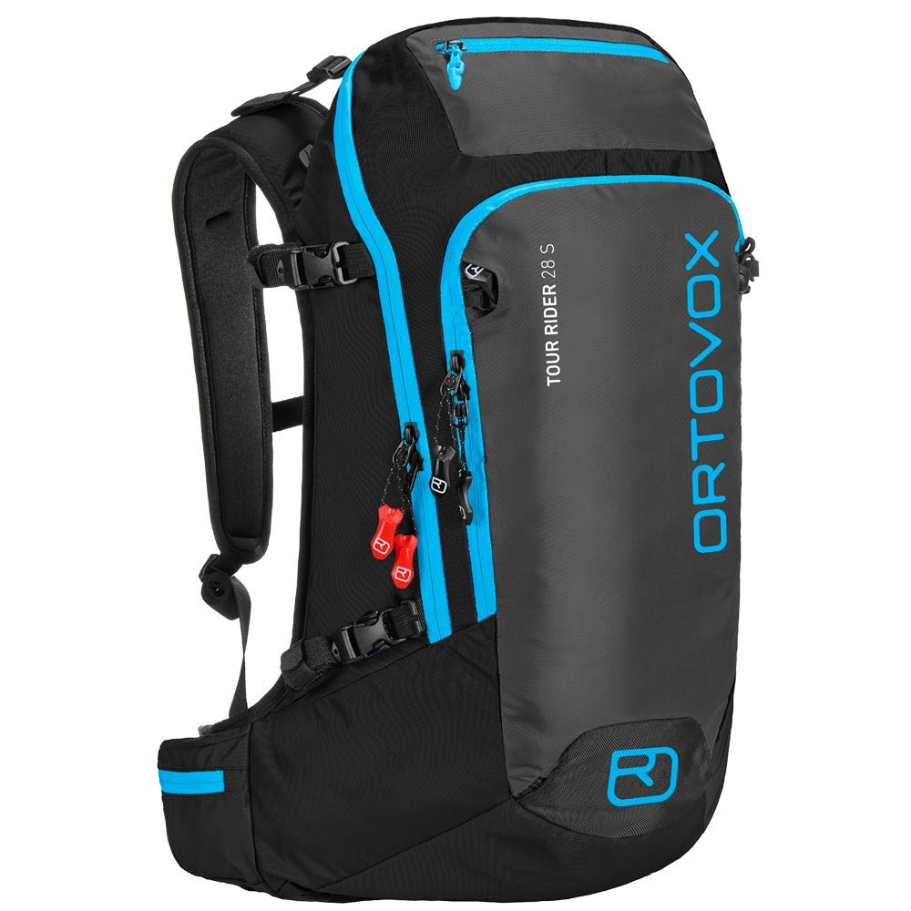 ORTOVOX - Tour Rider 28 S Touring Backpack Women black anthracite at Sport  Bittl Shop