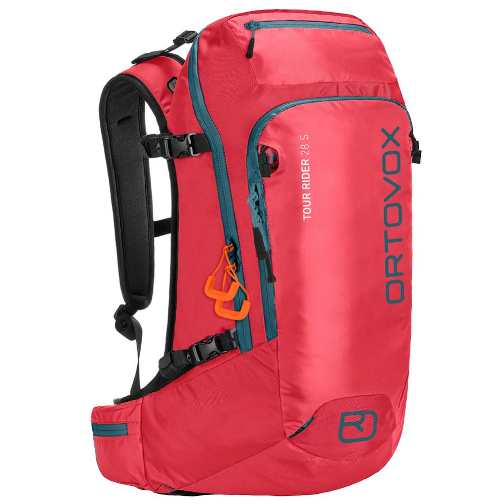 ORTOVOX - Tour Rider 28 S Touring Backpack Women hot coral at Sport Bittl  Shop