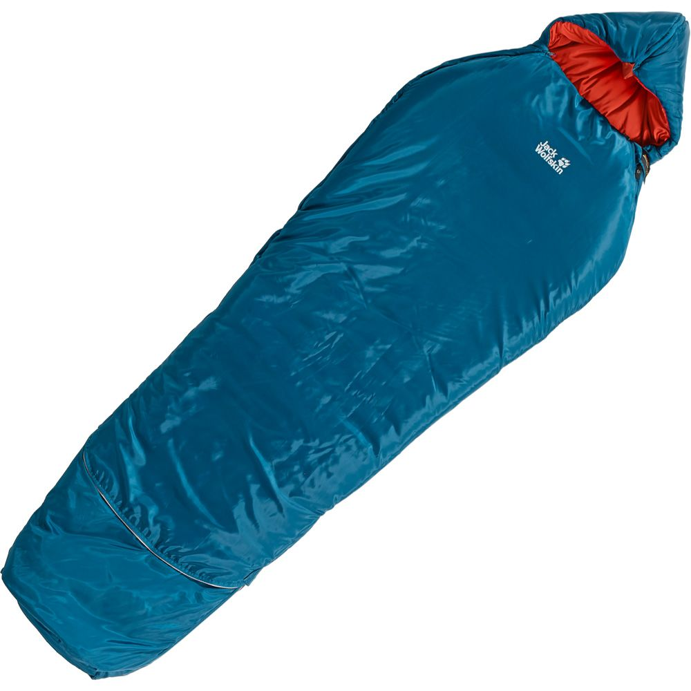 901930e7e55 Jack Wolfskin - Grow Up Comfort Sleepingbag Boys blue at Sport Bittl ...