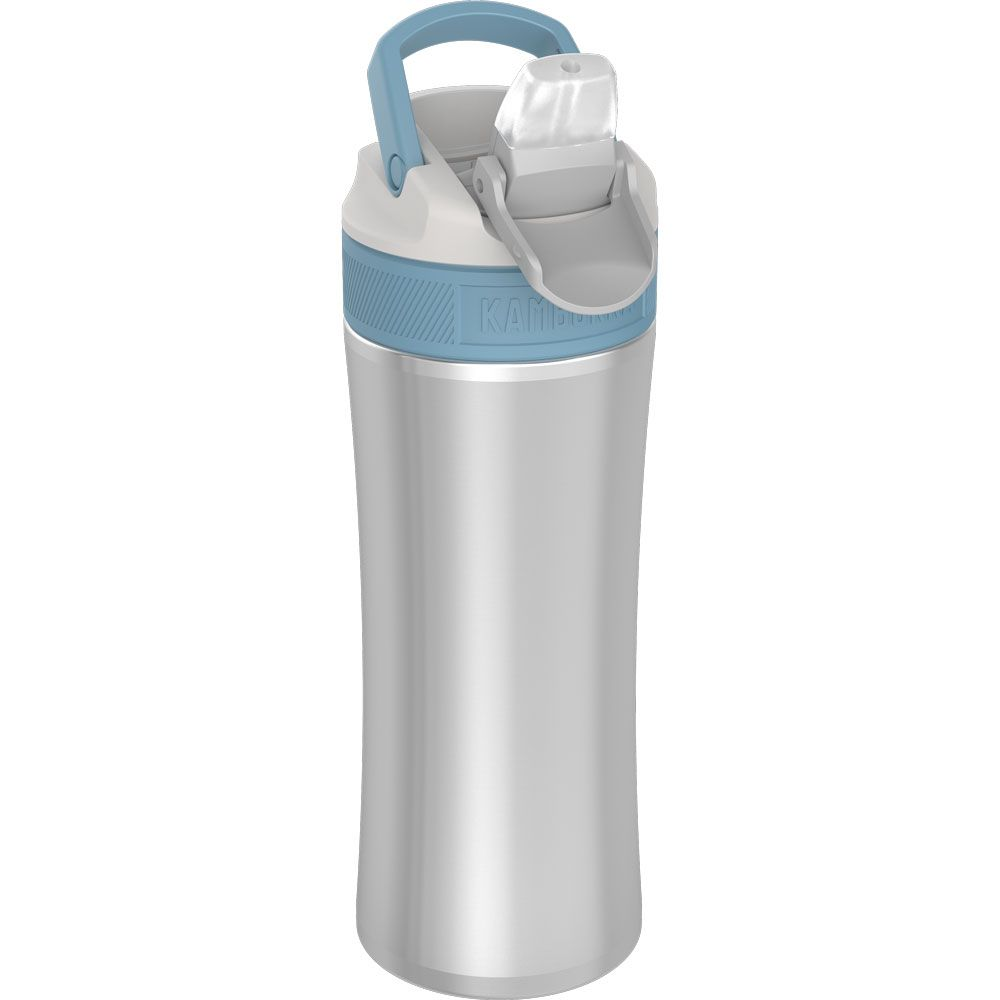 Lagoon Insulated 0,4L Trinkflasche stainless steel