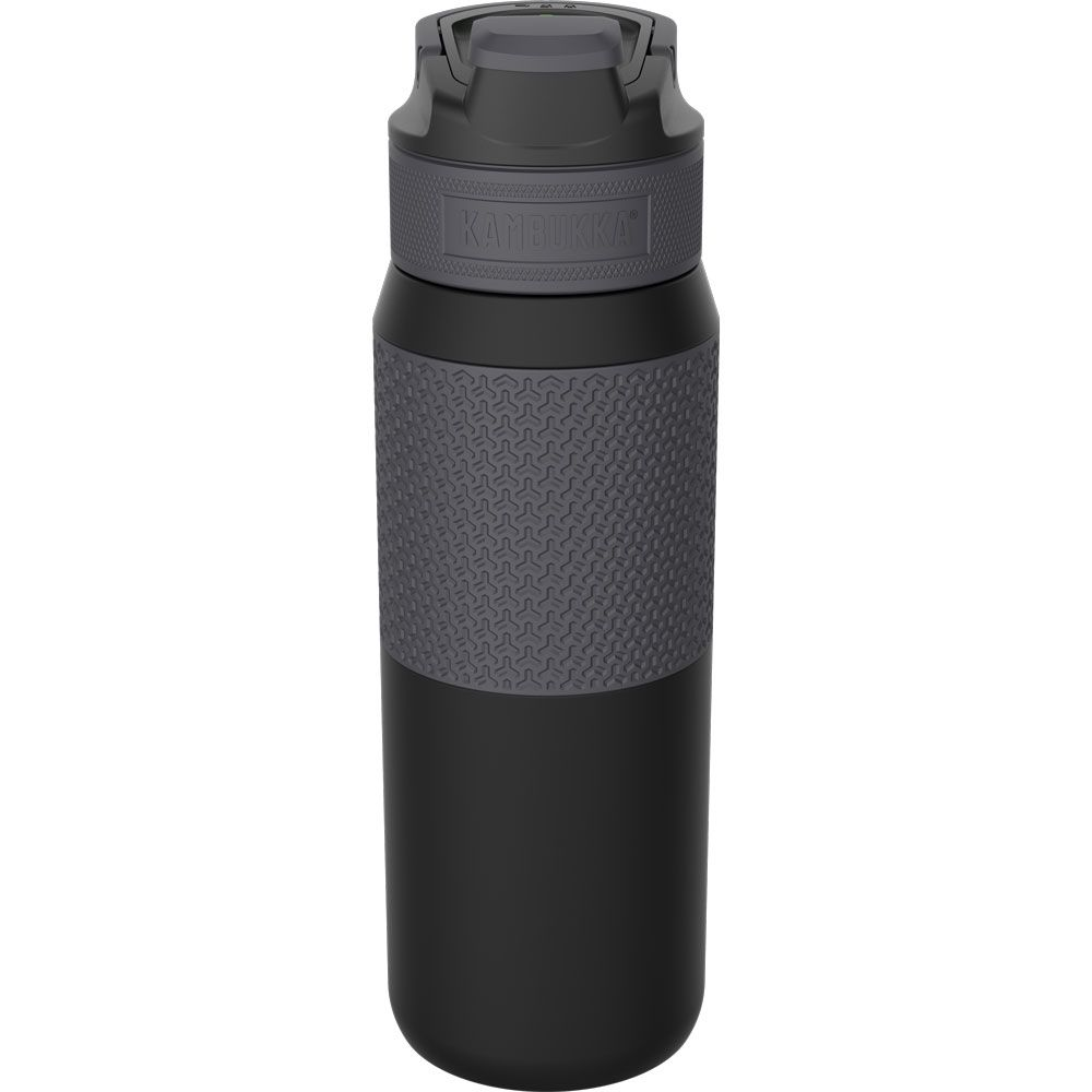 Elton Insulated 0,75L Trinkflasche misty grey