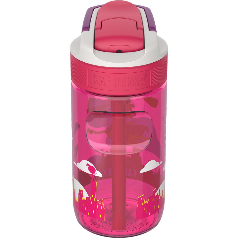 Lagoon 0,4L Drinking Bottle flying supergirl