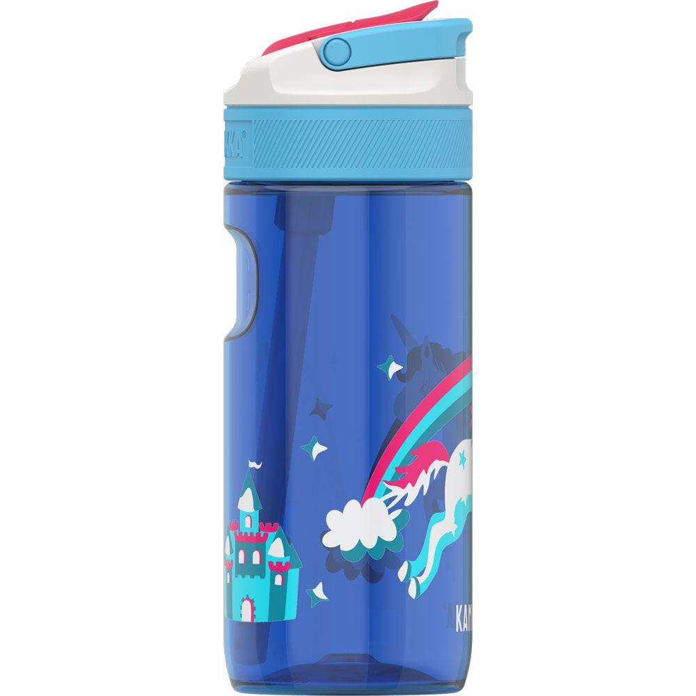 Lagoon 0,4L Trinkflasche rainbow unicorn