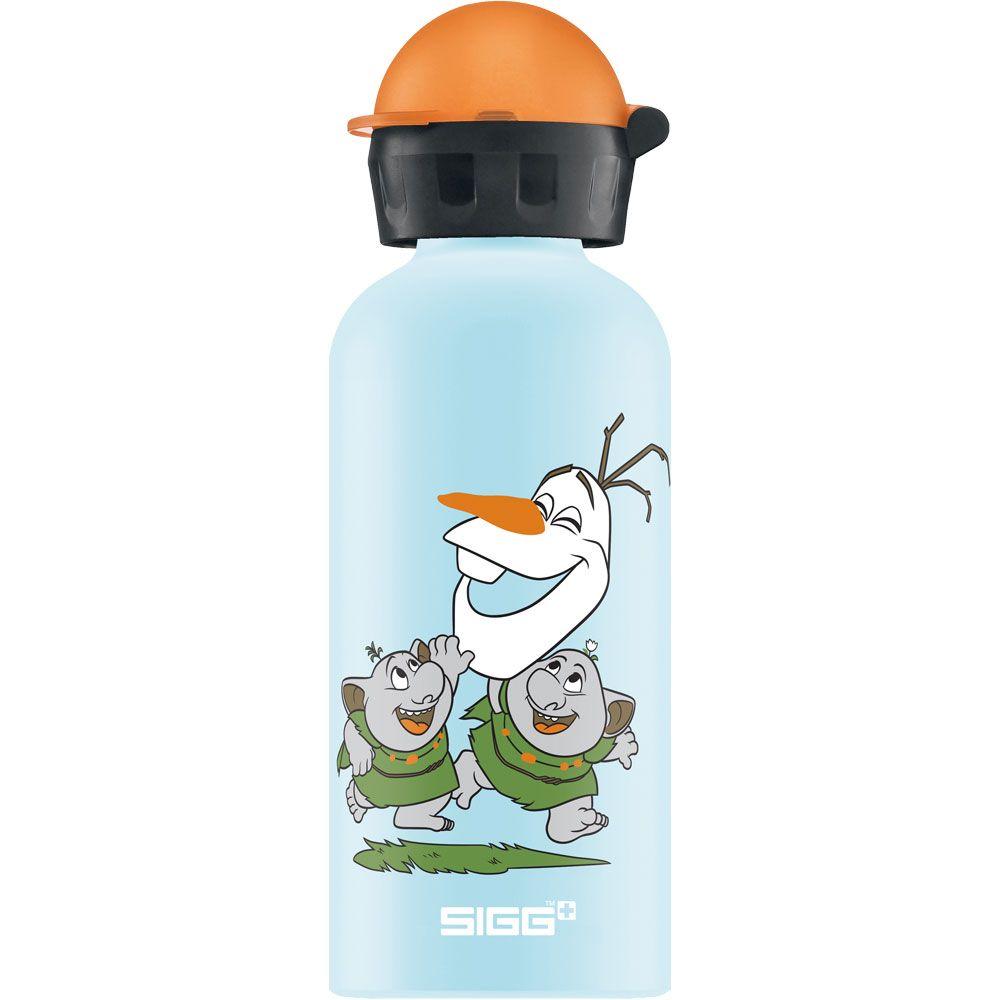 Olaf 0,4l Drinking Bottle blue