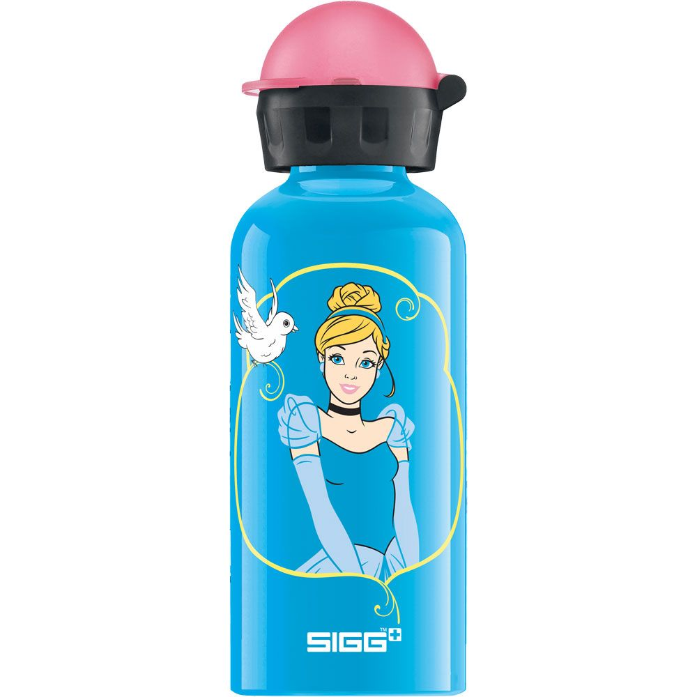Cinderella 0.4l Drinking Bottle Kids blue