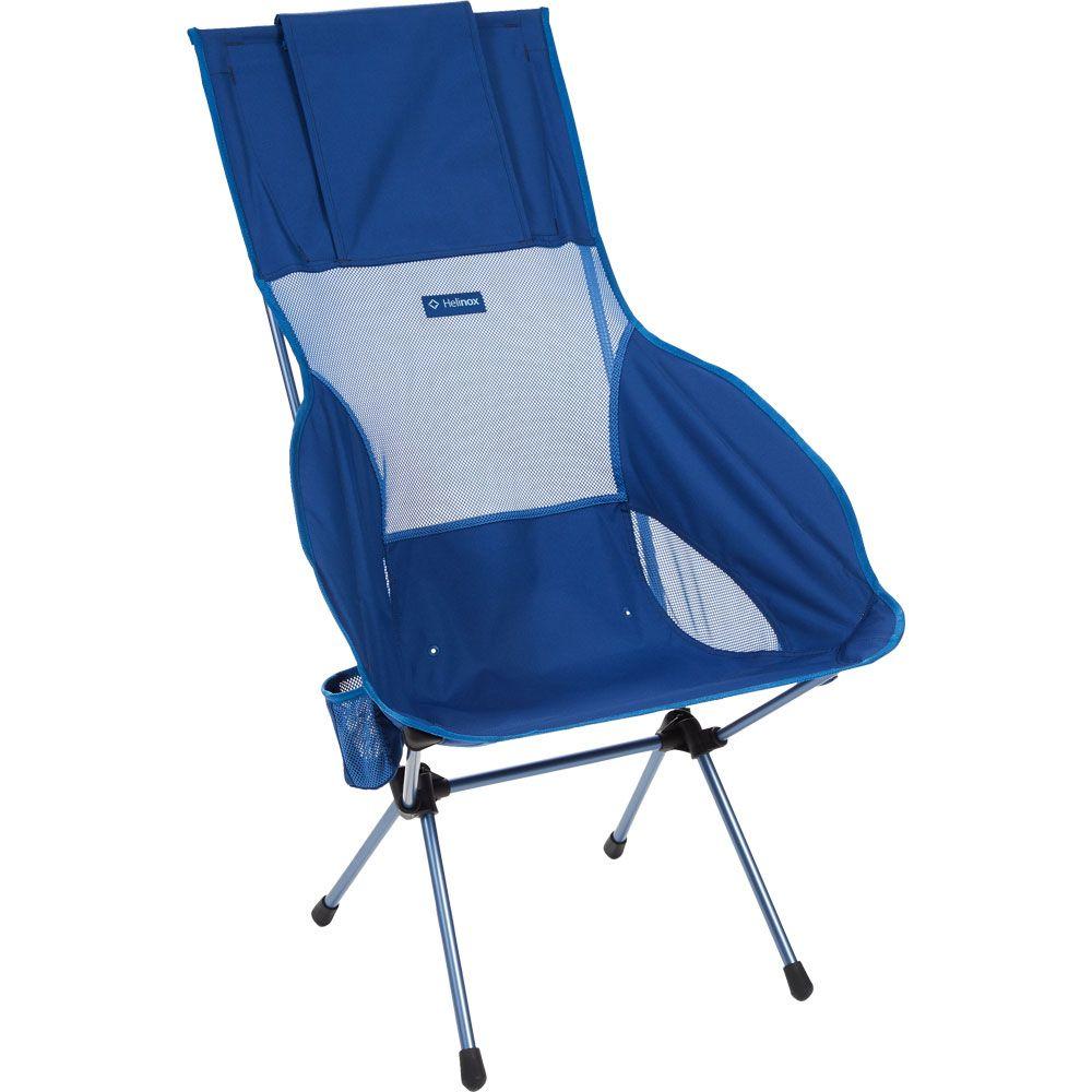 MC Kinley Three legged stool blue at Sport Bittl Shop