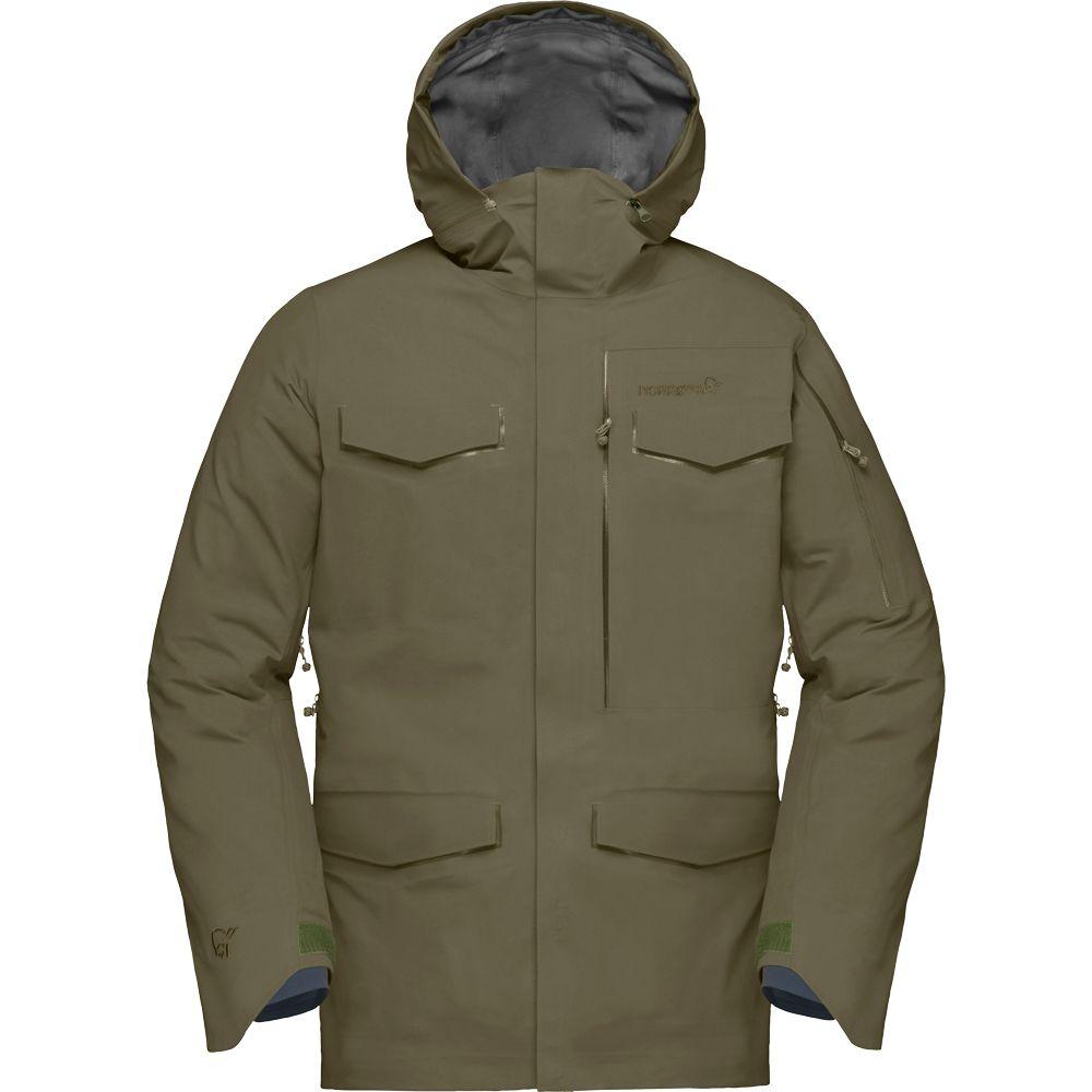 røldal GTX Hardshell Jacket Men olive night