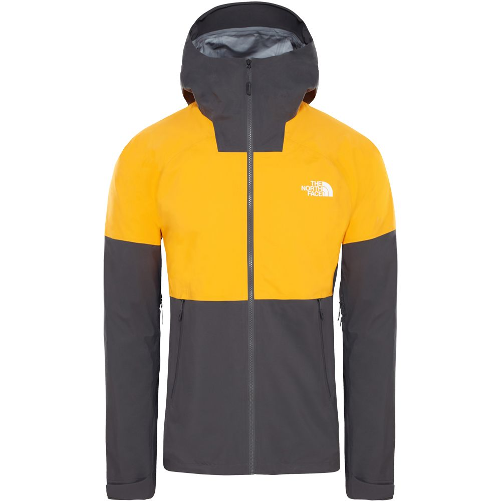 The North Face® Impendor C Knit Jacke Herren zinnia orange