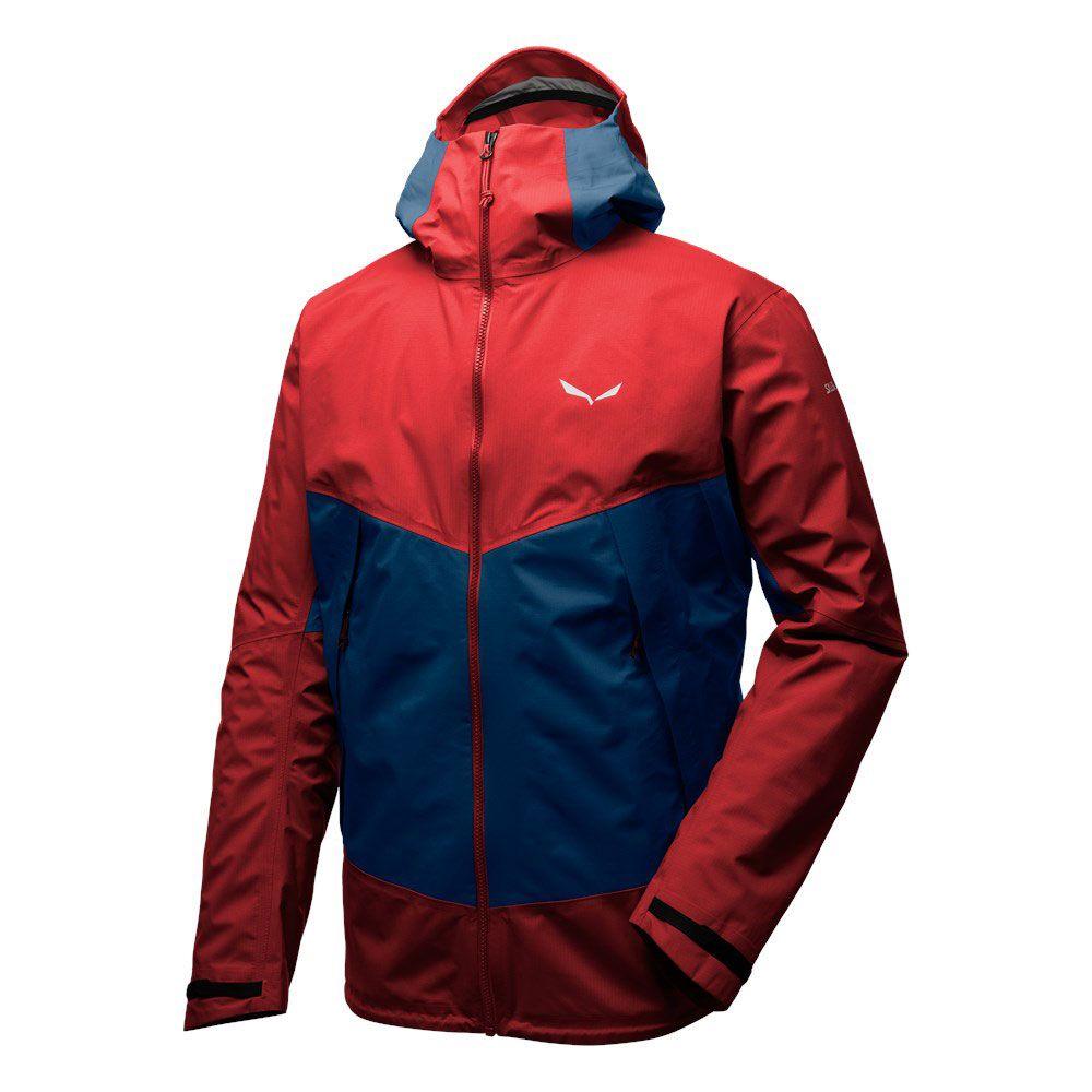 Jacket Men Blue Red 2 Puez Ptx 3l Salewa OkXNP0nw8