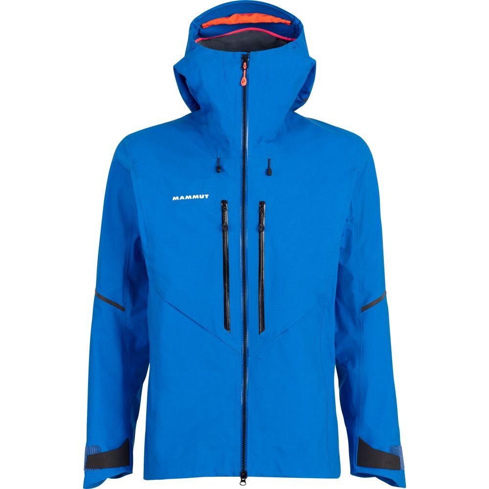 Nordwand Advanced Hardshell Jacket Men azurit