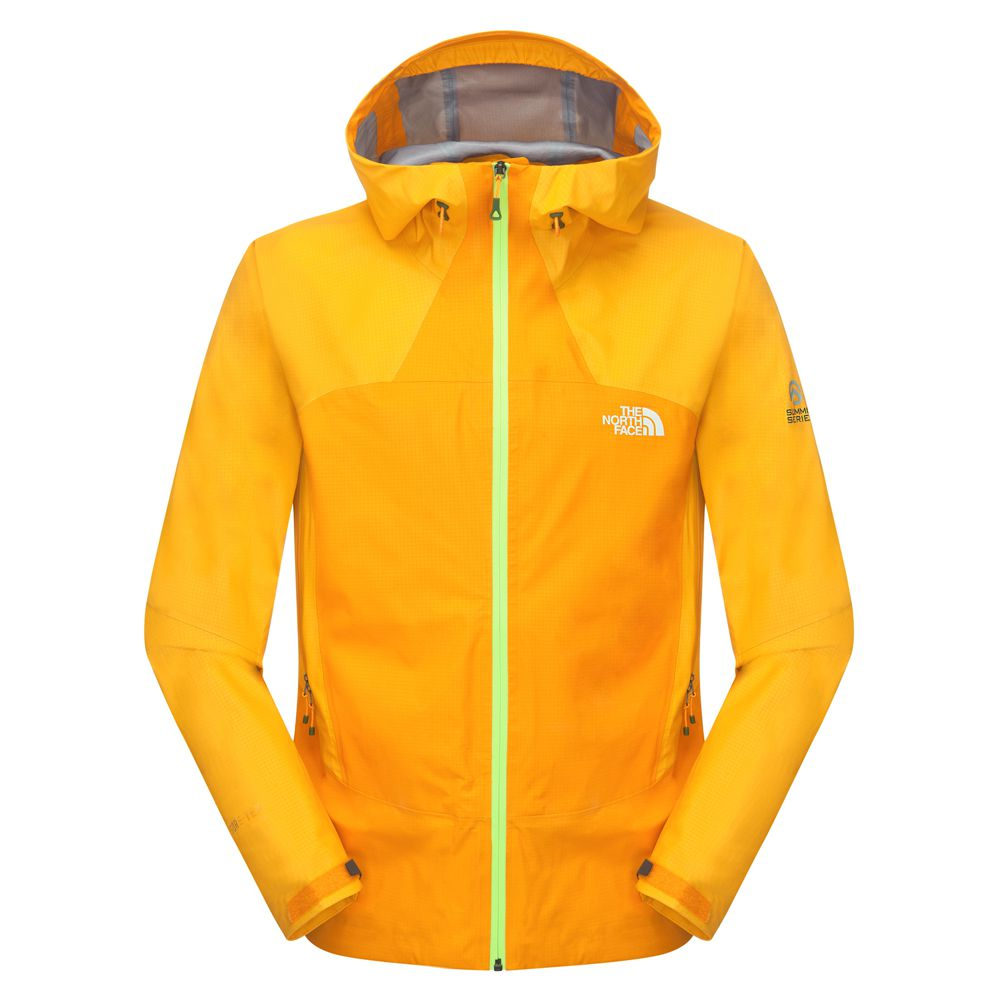 North face jacke mit fell