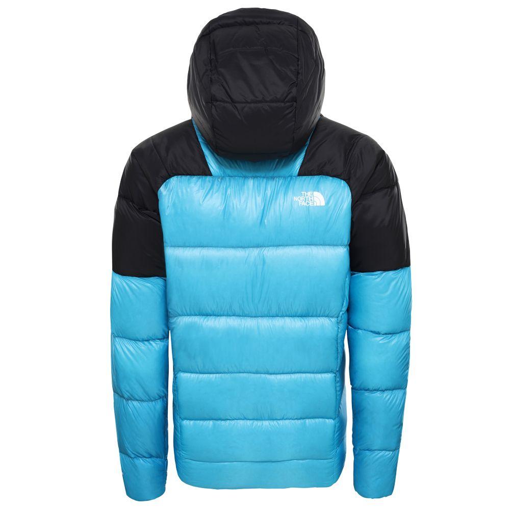 The North Face® Impendor Pro Down Jacket Men acoustic blue tnf black