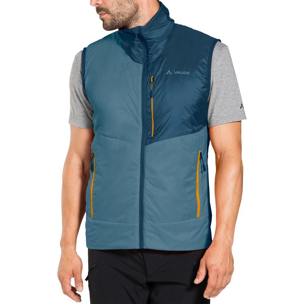 Men's Freney Hybrid Vest II Isolationsweste Herren blue gray