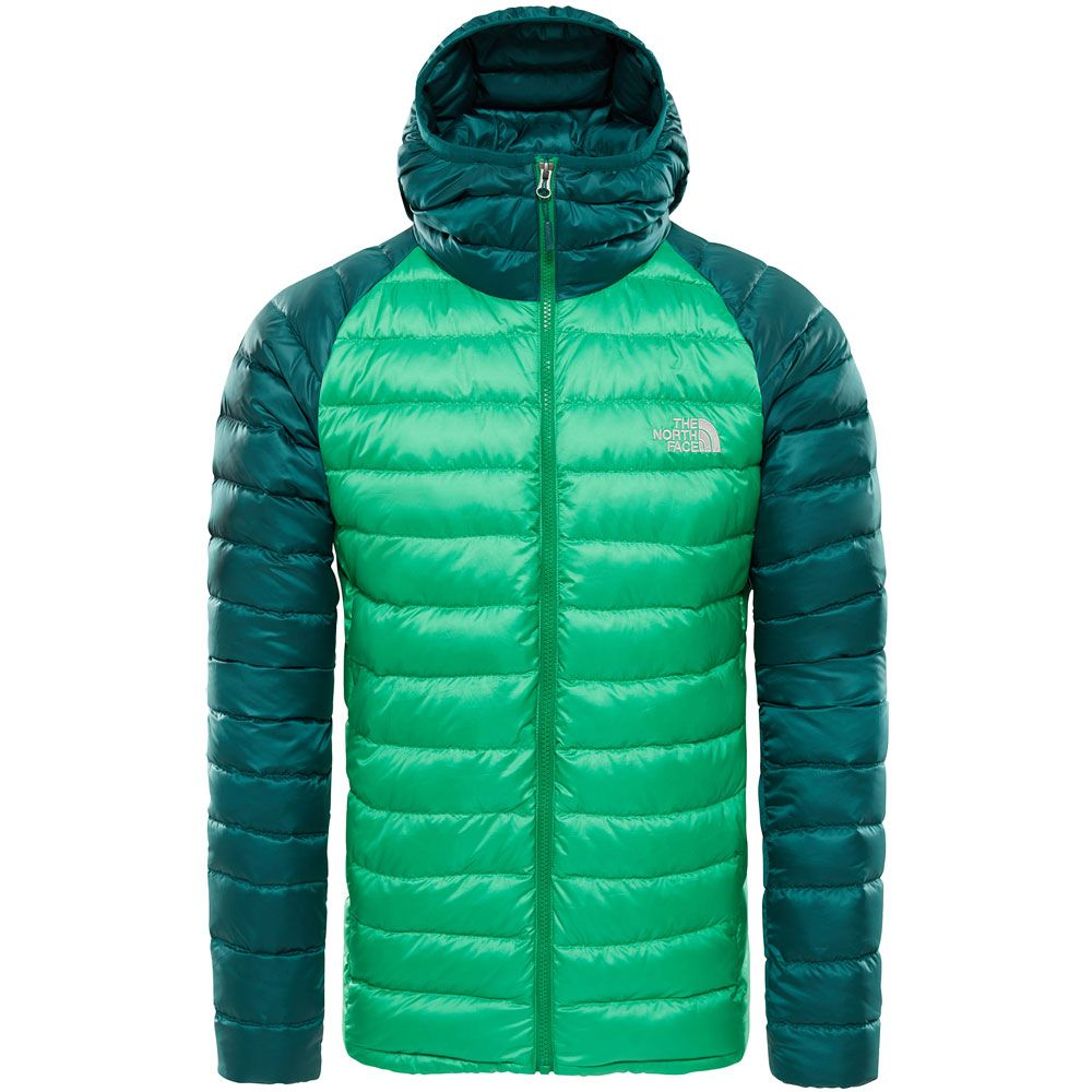 The North Face® Trevail Daunenjacke Herren primary green