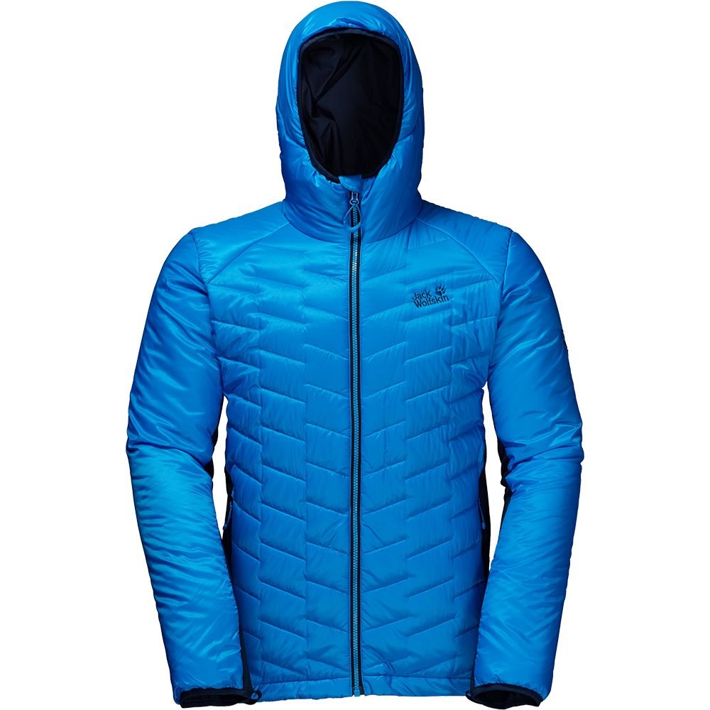 new products 5aef9 83330 Jack Wolfskin - Icy Tundra Jacke Herren brilliant blue ...