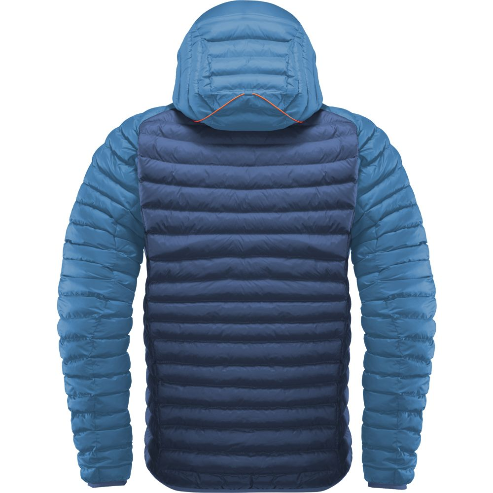 Jacket Men blue Hood Essens blue Haglöfs ink tarn Insulating Mimic RqL5A34j
