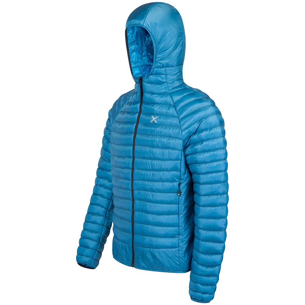 Must Insulated Jacket Men blue