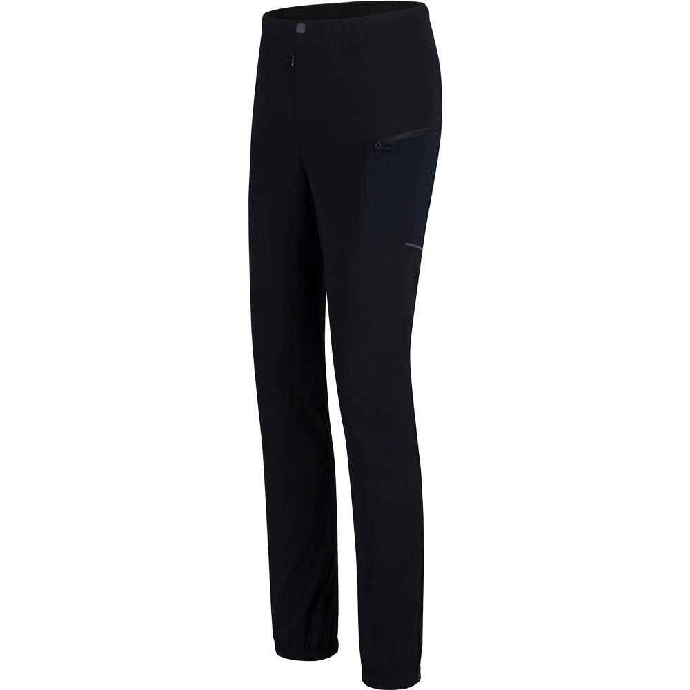 Ski Style Softshell Pants Men black