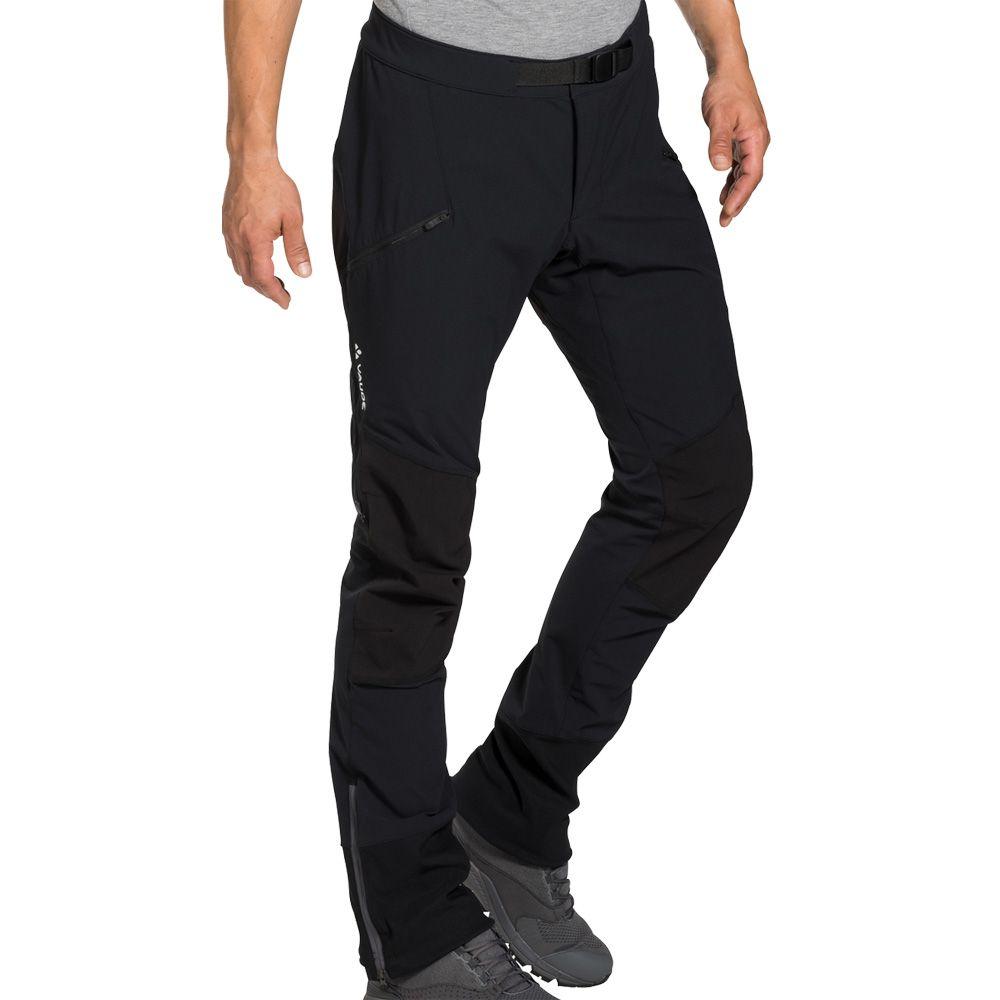 Croz Pants Softshellhose Herren schwarz
