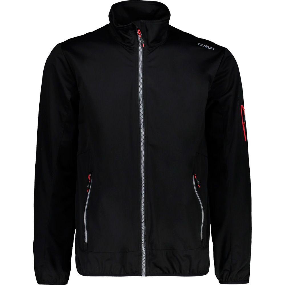 CMP Extra Light Softshell Jacket Men nero