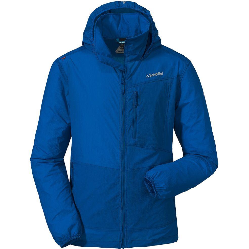 Men Schöffel Windbreaker Jacket M1 blue kPXZuiTO