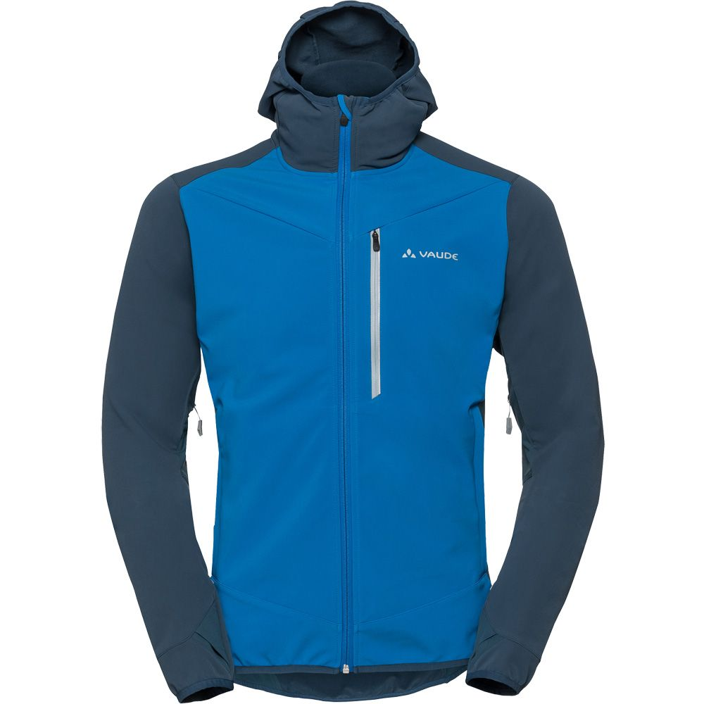 competitive price 58675 872c2 VAUDE - Larice III Softshell Jacket Herren radiate blue at ...