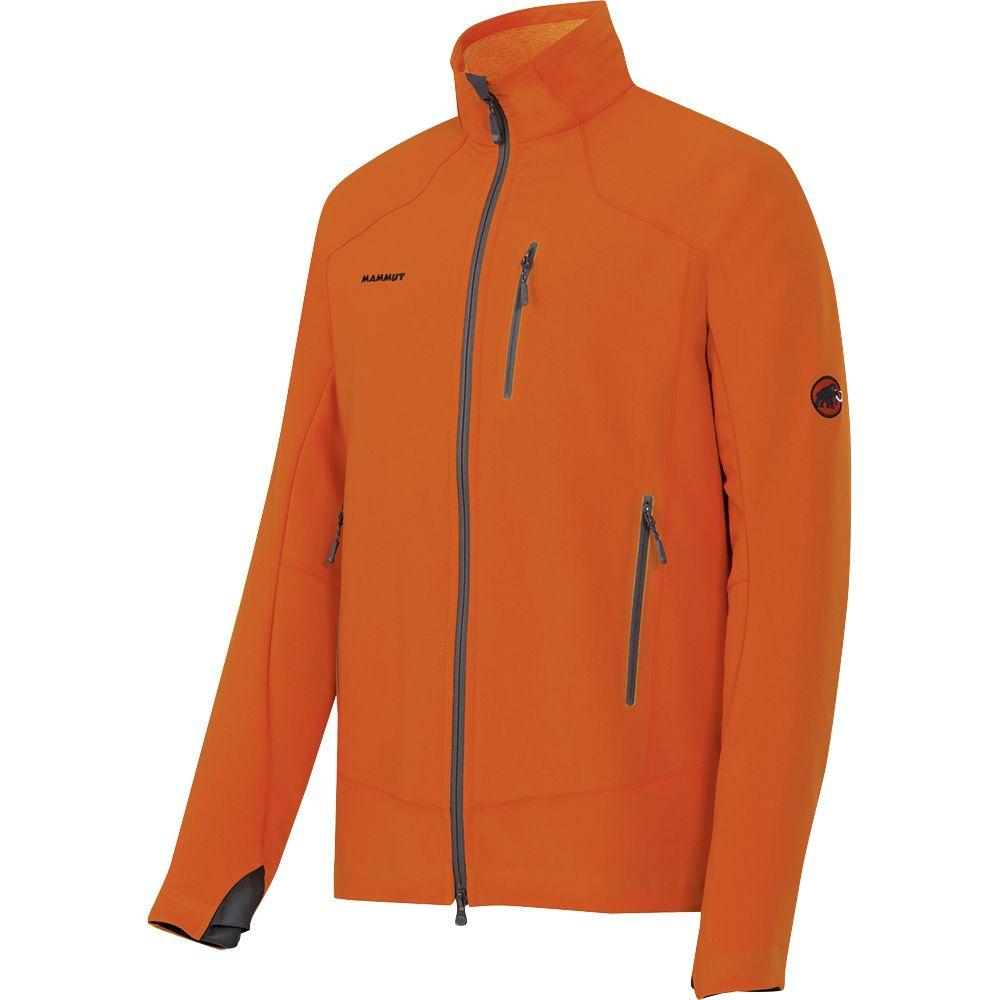 Climb Jacket Herren orange