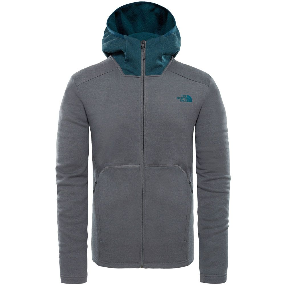 The North Face® Tekari Fleecejacke Herren grau