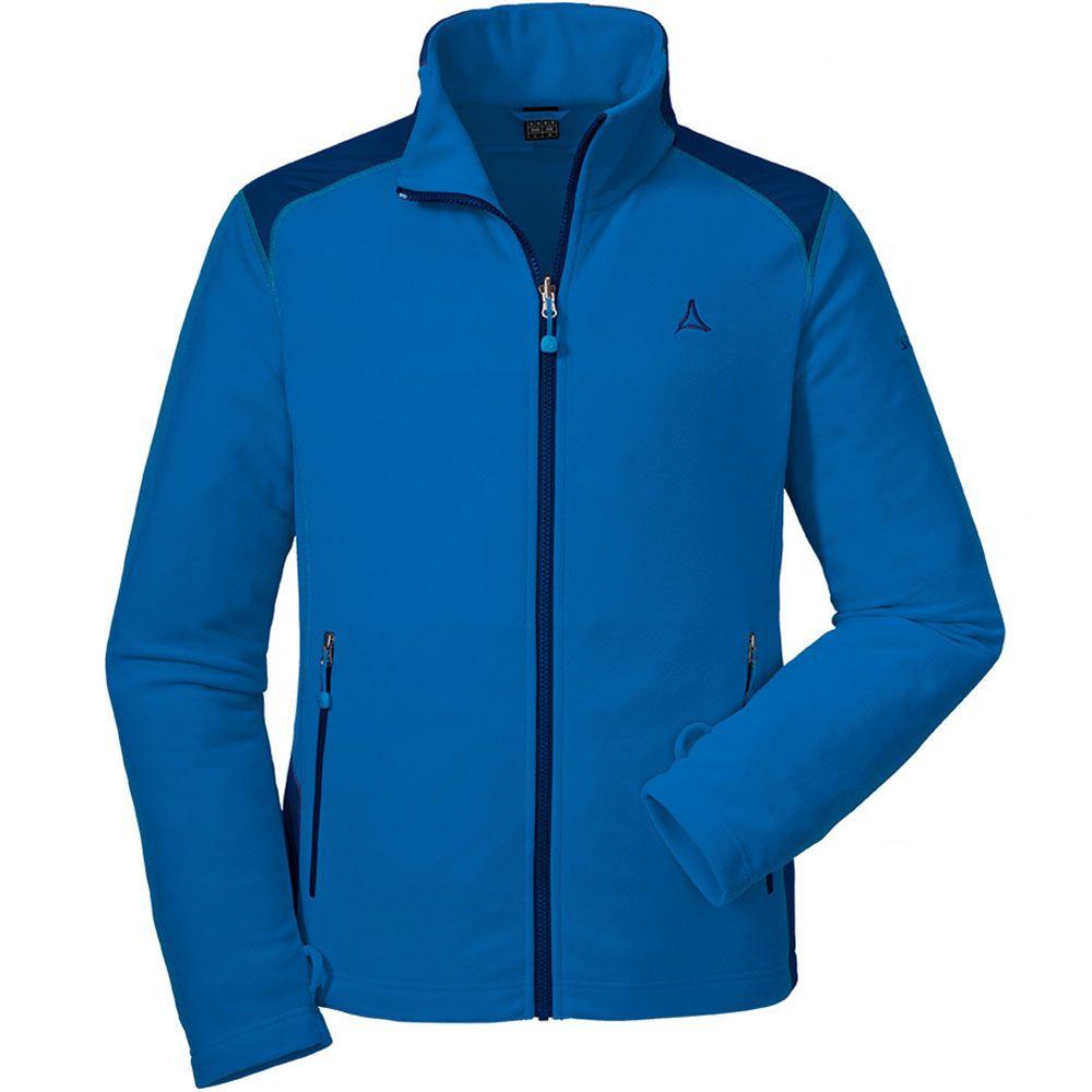 26aae21b14d866 Schöffel - Adamont ZipIn! Fleece Herren blau kaufen im Sport Bittl Shop