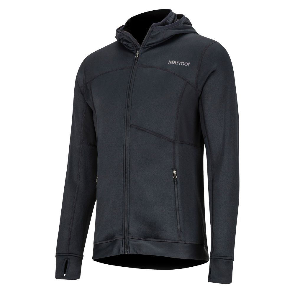 86d5503b5 Marmot - Dawn Hoody Men black