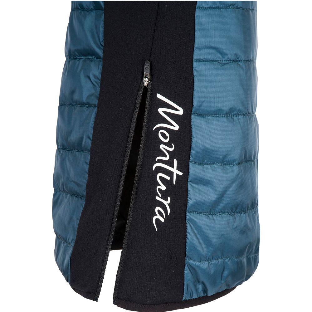 Formula Insulating Skirt Women blu cenere bianco