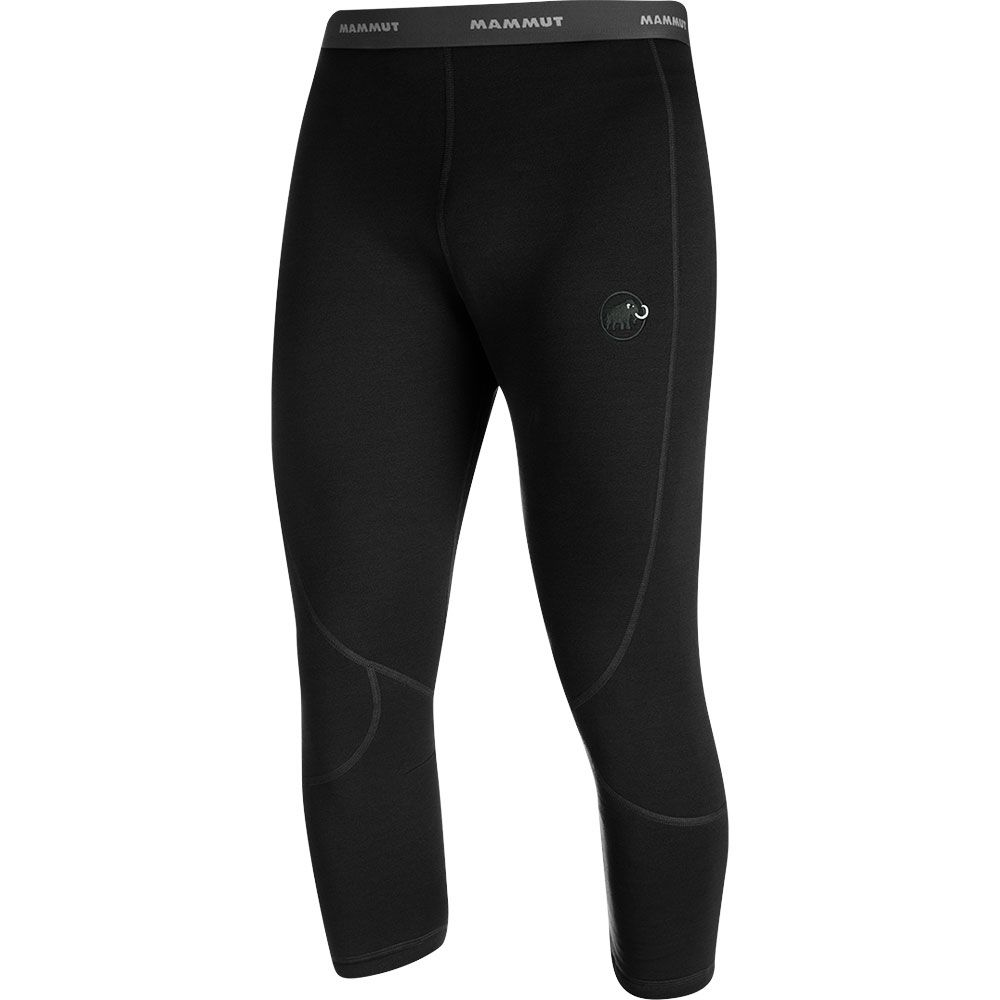 many styles huge selection of attractive price Mammut - Alyeska 3/4 Tights Men black graphite at Sport ...