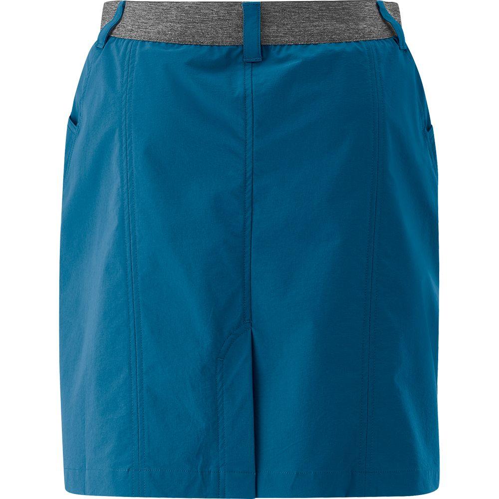 Maier Sports Norit Trekkingrock Damen blue sapphire