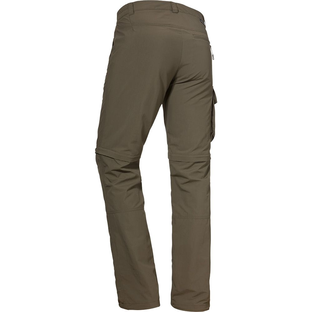 really comfortable purchase cheap official shop Schöffel - Aarhus Zip Off Pants Men mud