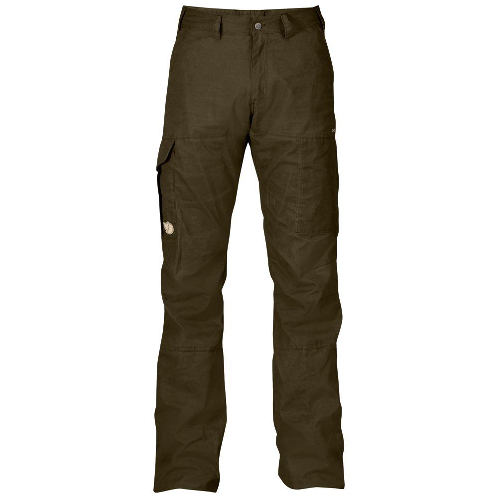 5309cc8e6 Fjällräven - Karl Pro Trousers Men dark olive