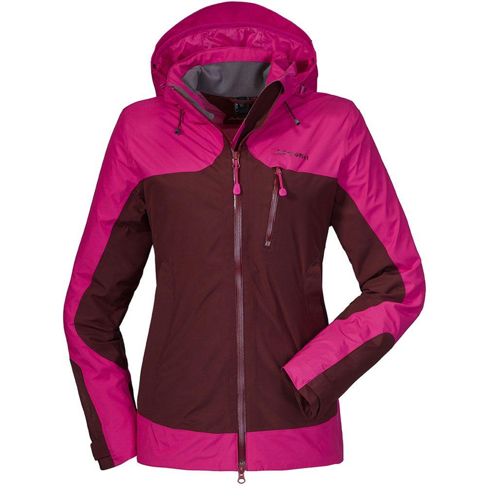 100% hohe Qualität gut kaufen bester Platz Schöffel - Nagano Gore-Tex® Jacke Damen pink