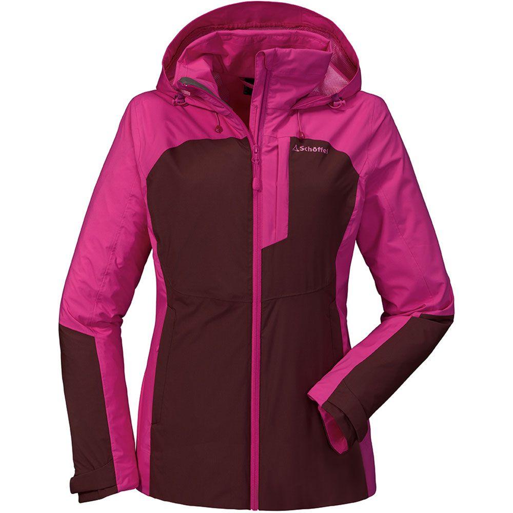Schöffel Easy L3 Jacke Damen pink kaufen im Sport Bittl Shop