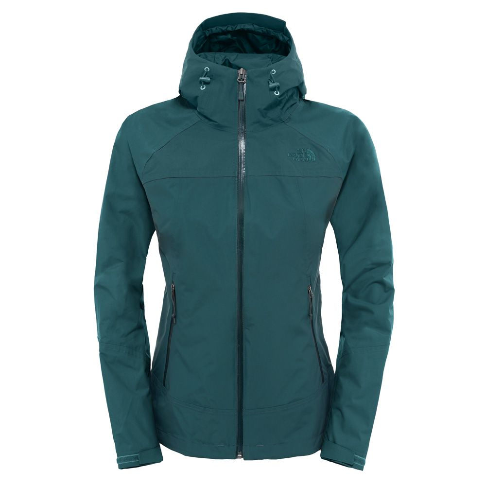 Women Stratos Darkest Jacket Spruce The At Face® North QBCxoWrde